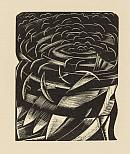 Genesis: Twelve Woodcuts by Paul Nash with the First Chapter of Genesis in the Authorised Version.